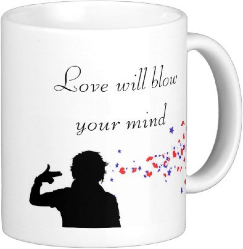 Exoctic Silver Mast Quotes A042 Ceramic Mug(250 ml)
