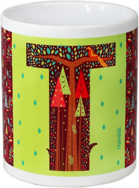 Chumbak MG42 Ceramic Mug(300 ml)