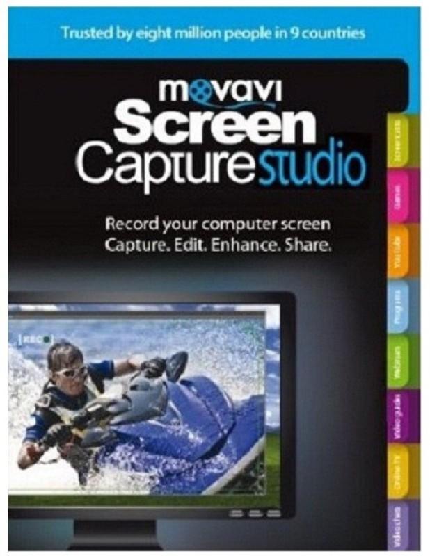 Movavi Screen Capture Studio Studio 7(1 CD)