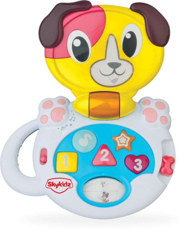 Mitashi Puppy Laptop(Yellow)
