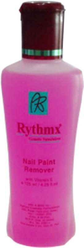 Rythmx Nail Polish Remover Pink(125 ml)