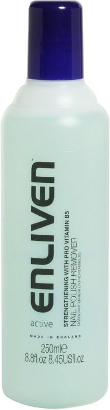 Enliven Nail Polish Remover Strengthening Pro Vitamin B5(250 ml)