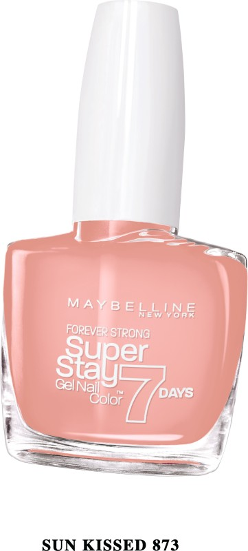 Maybelline Super Stay Gel Nail Color Sun kissed, 873(10 ml) Super Stay Gel Nail Color