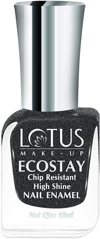 Lotus Make-Up Ecostay Chip Resistant High Shine Nail Enamel Starry Night E52(10 ml)