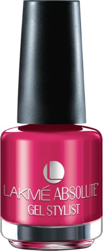 Lakme Absolute Gel Stylist Pink Burst(15 ml) Absolute Gel Stylist