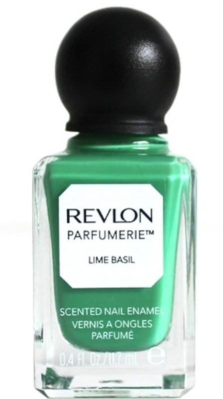 Revlon Parfumerie Scented Nail Enamel Lime Basil