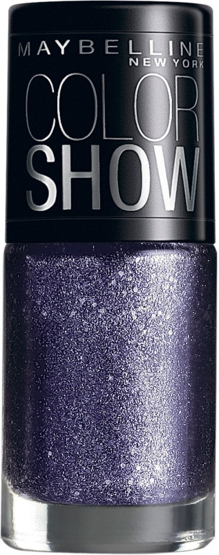 Maybelline Color Show Glitter Mania Paparazzi Purple - 606(6 ml) Color Show Glitter Mania