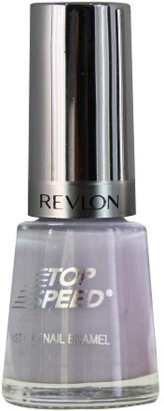 Revlon Top Speed Nail Enamel, Cloud Blue(8 ml)
