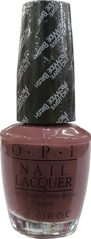 OPI nail polish Neutral brown(15 ml)