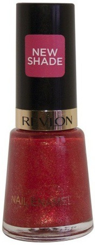 Revlon Nail Enamel Gala Nights, Shiny Red(8 ml)