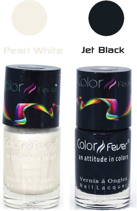 Color Fever Matte Nail Polish Combo 120 Multicolor,(Pack of 2)