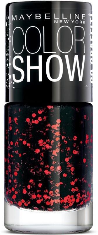 Maybelline Color Show GG! Red Splatter 808 RED SPLATTER 808(6 ml) Color Show GG! Red Splatter 808