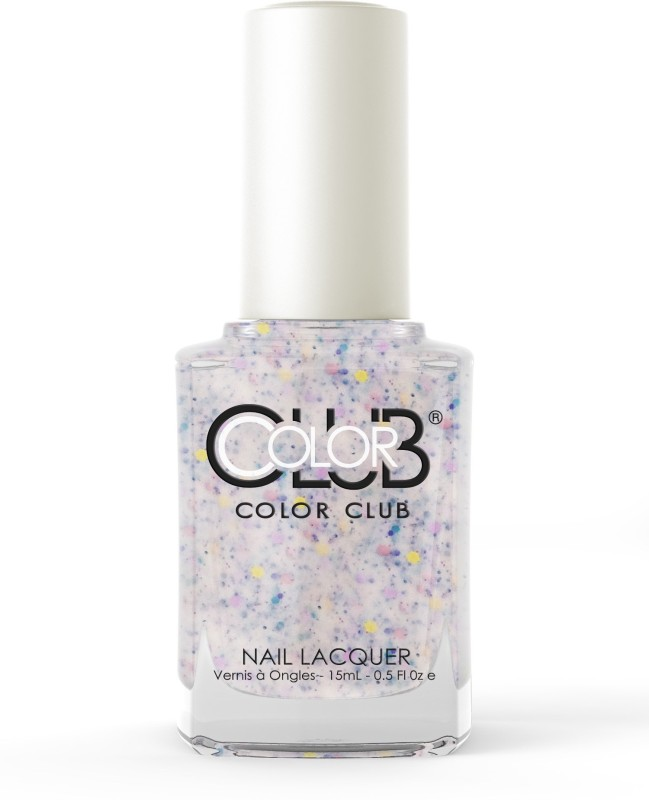 Color Club For You Multi-colored glitter(15 ml)