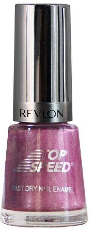 Revlon Top Speed Nail Enamel, Orchid pink(8 ml)