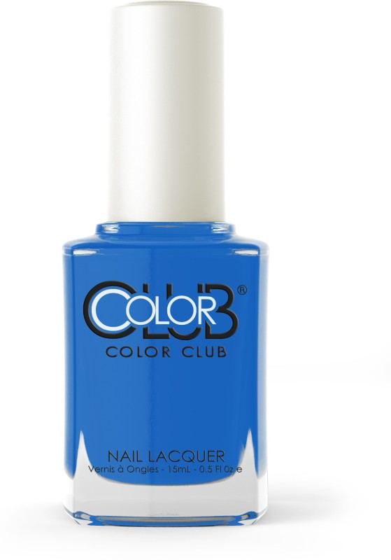 Color Club Chelsea Girl Poptastic Blue(15 ml)