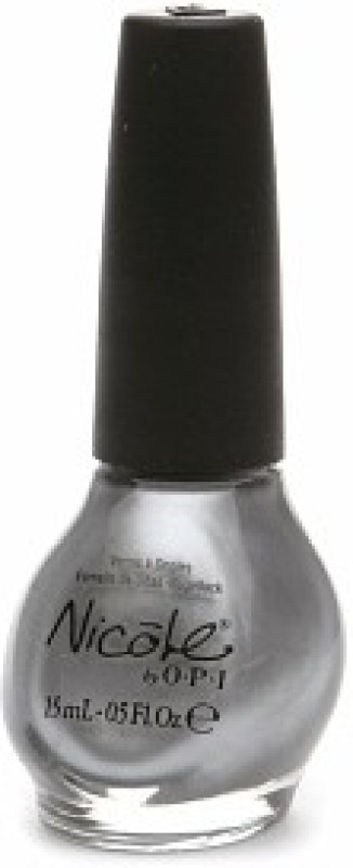 OPI Nicole - Positive Energy Silver(15 ml)