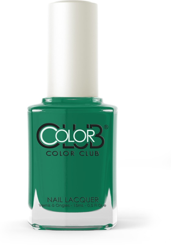 Color Club Wild Cactus Emerald Green(15 ml)
