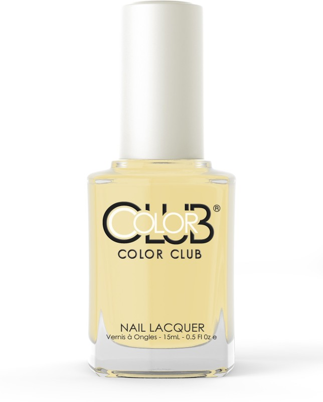 Color Club Macaroon Swoon Butter Yellow(15 ml)