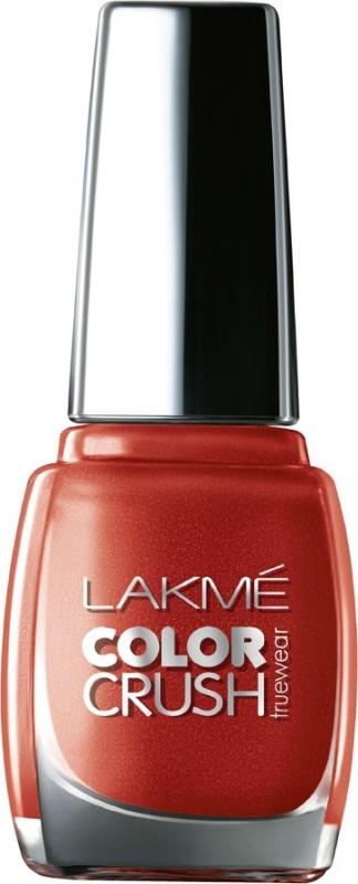 Lakme True Wear Color Crush Nail Color CC 62(9 ml) True Wear Color Crush Nail Color