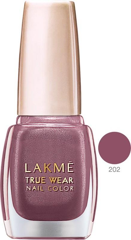 Lakme True Wear Nail Color Shade 202(9 ml) True Wear Nail Color