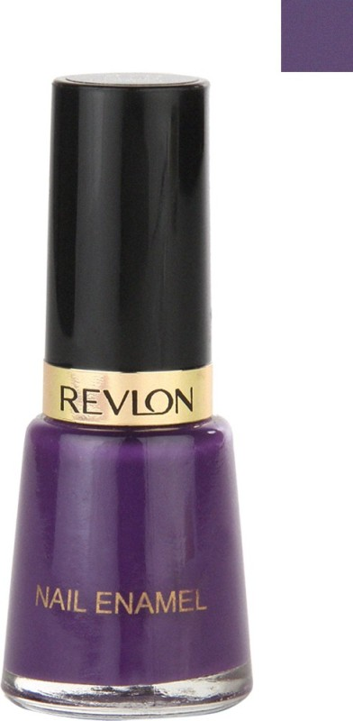 Revlon Nail Enamel Plum Purple Plum Purple(8 ml)