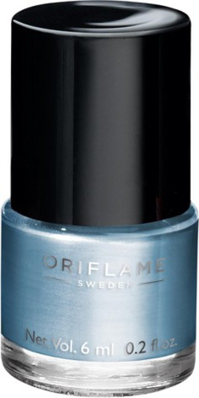 Oriflame Sweden pure colour nail paint marine blue(6 ml)