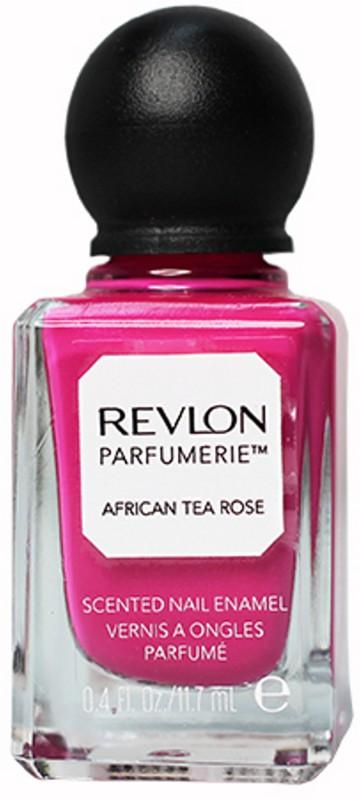 Revlon Parfumerie Scented Nail Enamel African Tea Rose