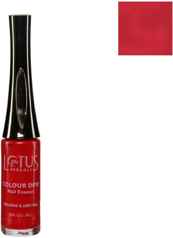 Lotus Colour Dew Nail Enamel Pink Lustre - 954