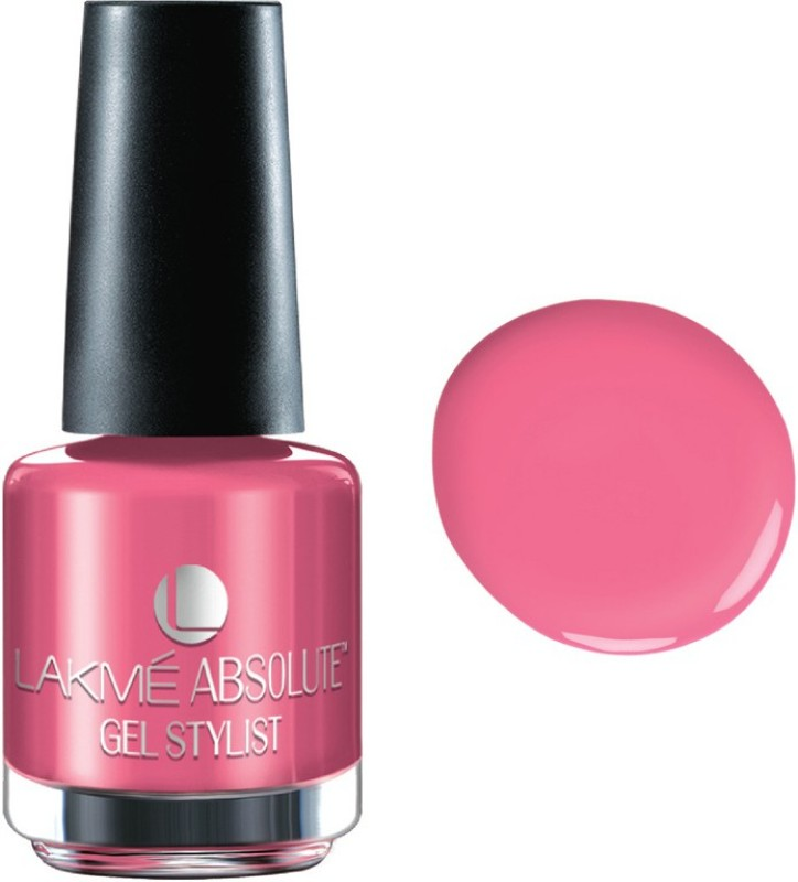 Lakme Absolute Gel Stylist Pink Champagne(15 ml) Absolute Gel Stylist