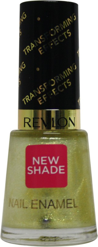Revlon Transforming Effect Nail Enamel Top Coat Gold Glaze Gold Glaze(8 ml)