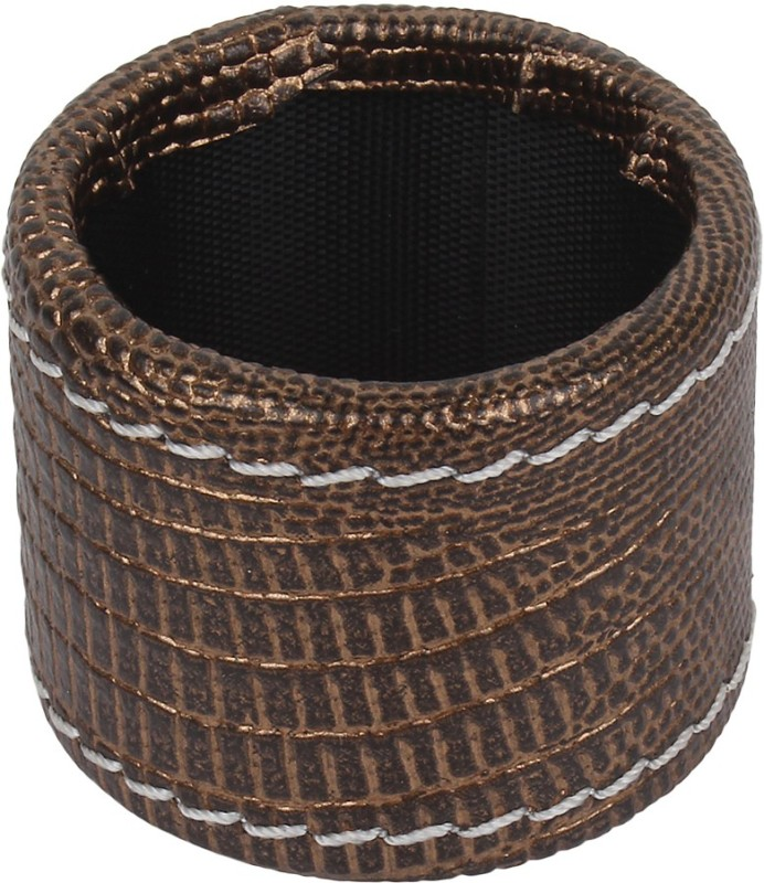 The Decor Mart DMLR-NR-051F Set of 6 Napkin Rings(Rust)