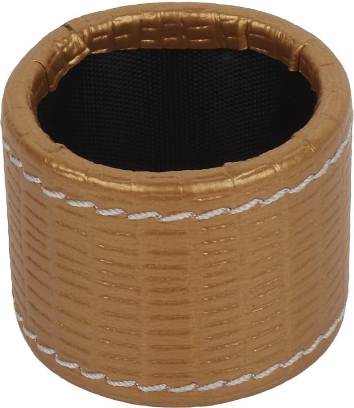 The Decor Mart DMLR-NR-051B Set of 6 Napkin Rings(Gold)