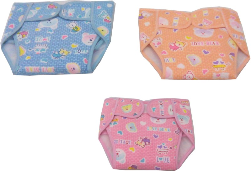 Baby's Clubb Nappy Diaper Cotton
