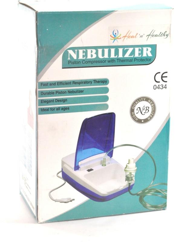 HealnHealthy NB Nebulizer(White)