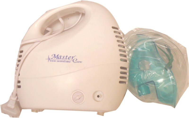 Master Care UMS003 Nebulizer(White-Red)