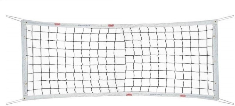 NYLON ROLLNET Volleyball Net(Multicolor)