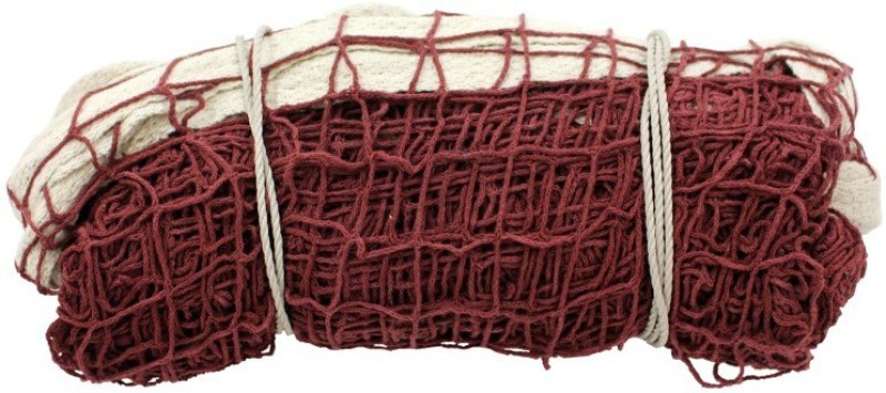 Koxton 1 Side Cotton Niwar Badminton Net(Multicolor)