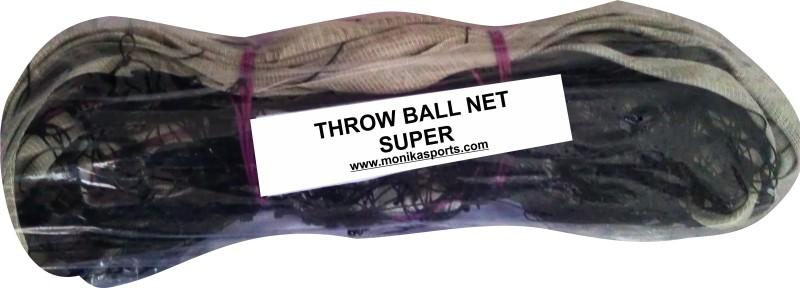 Monika Sports Super Throwball Net(Black)