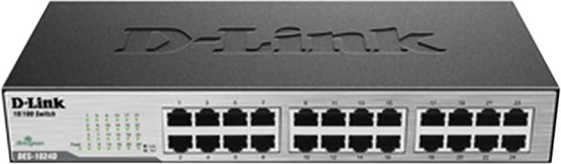 D-Link DES-1024C/D Network Switch image