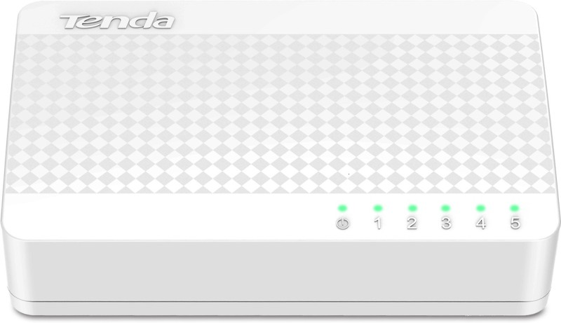TENDA S105 Network Switch image