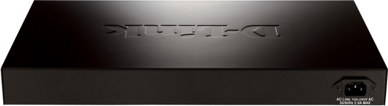 D-Link DGS-1210-28 GIGA Layer 2 Switch Network Switch(Black) image