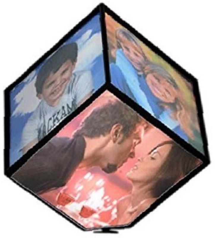 Atorakushon Acrylic Photo Frame(Multicolor, 6 Photos)