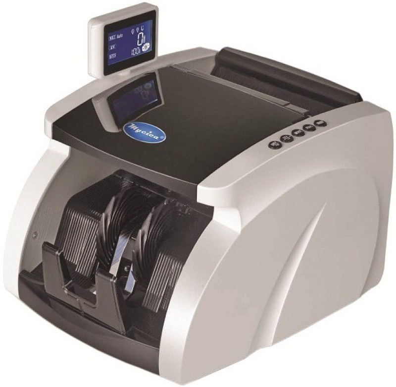 MYCICA 2975 Note Counting Machine(Counting Speed - 1000 notes/min)
