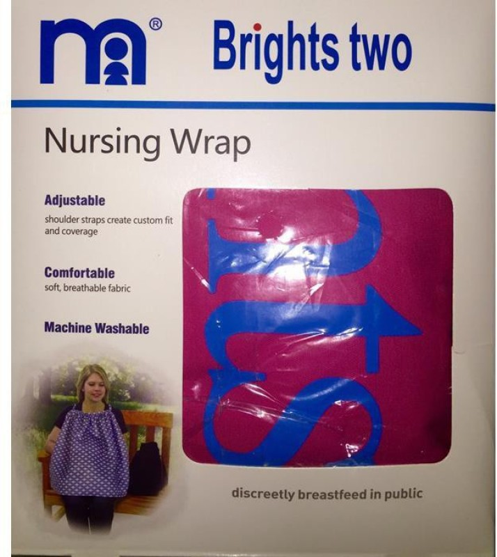 Mothercare Nursing Wrap (Pink) Nursing Breast Pad(Pack of 1)