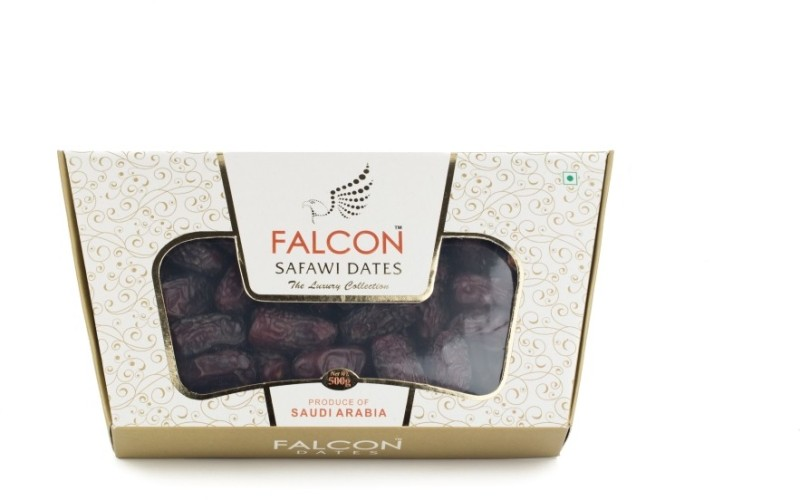 Falcon Safawi Seeded Dates(2 x 250 g)