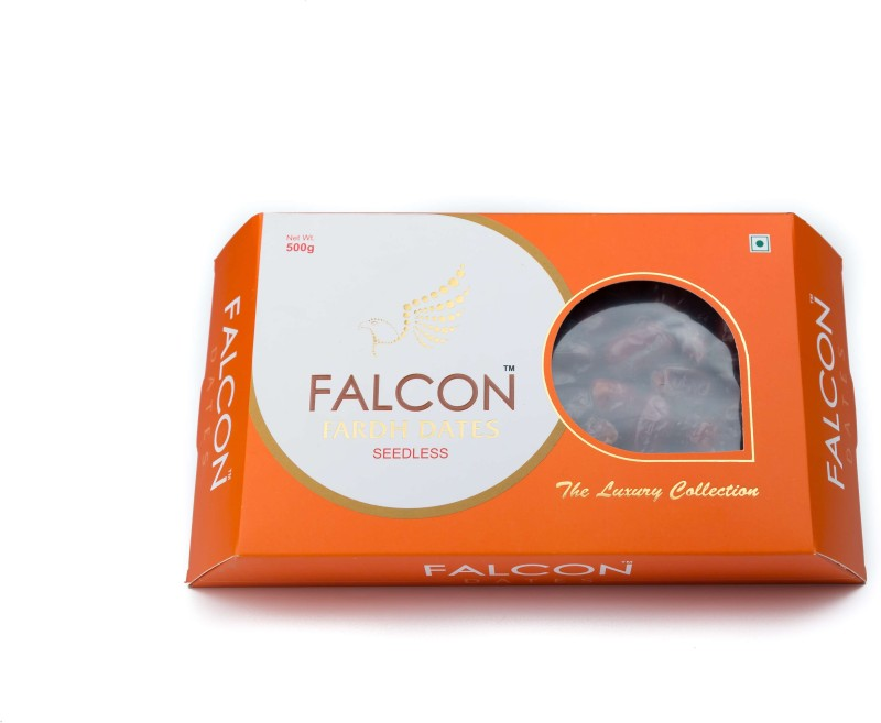 Falcon Fardh Seedless Dates(2 x 250 g)