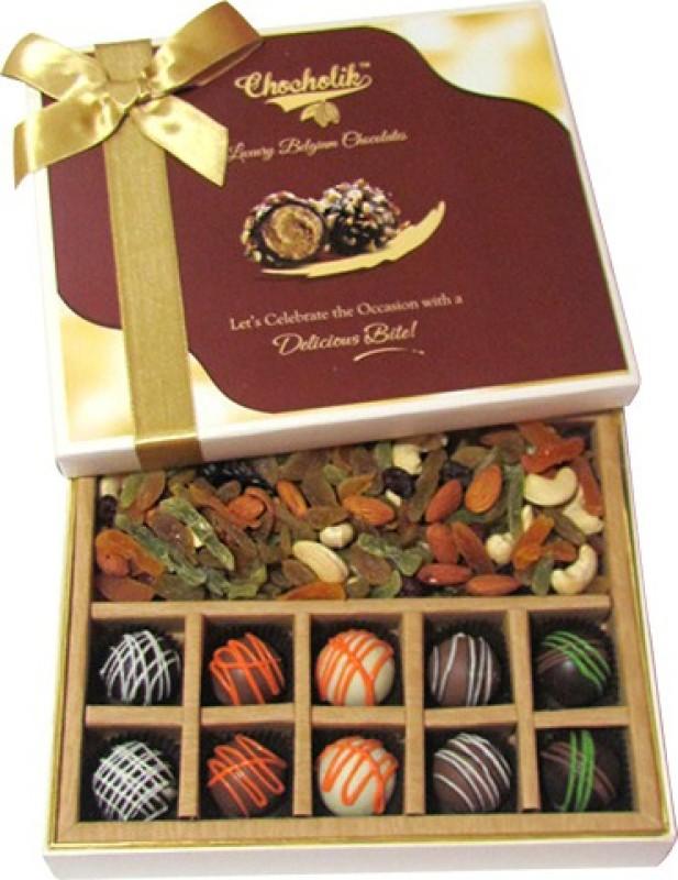 Chocholik Fantastic Chocolate,Dryfruit