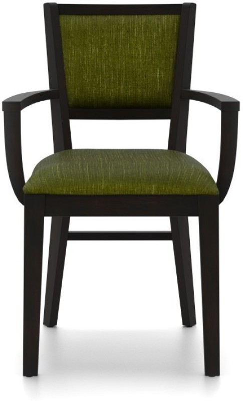 Urban Ladder Aurelio Fabric Office Arm Chair(Green)