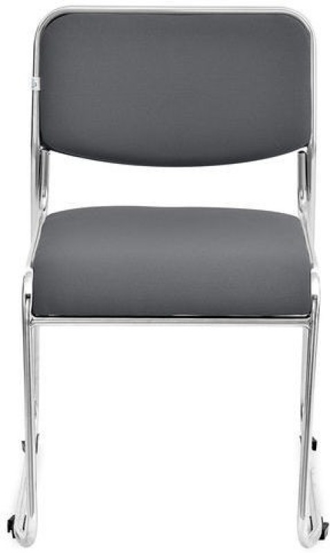 Nilkamal Contract01 Fabric Office Arm Chair(Grey)