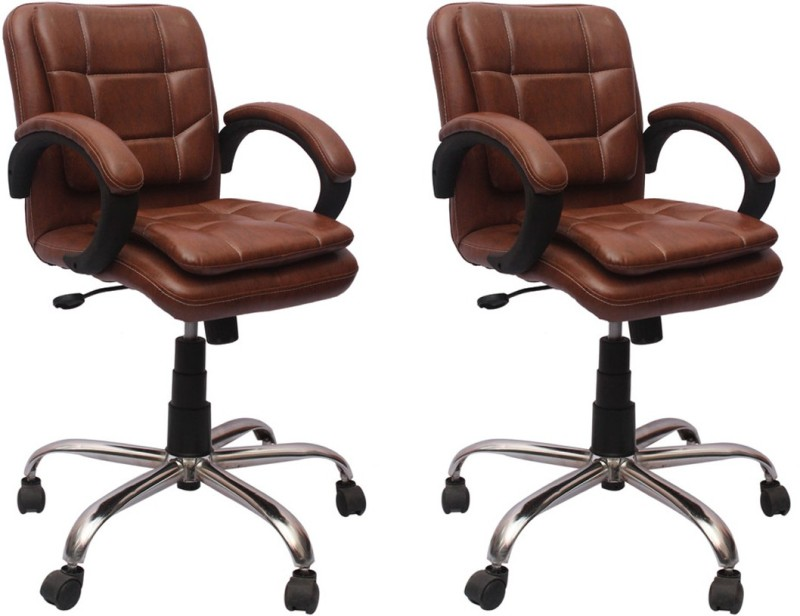 Office Chairs - Fabric & Leatherette